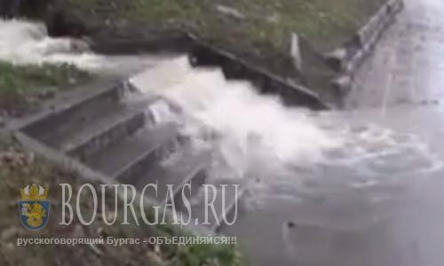 Сильные ливни подтопили Юго-Запад Болгарии