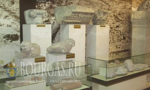 Выставка Сохраненные реликвии в Плевне