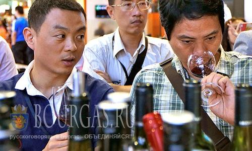Болгарское вино движется на восток