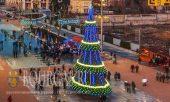 Бургас готовится к Рождеству