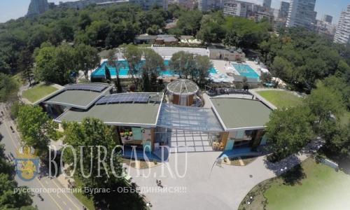 Экспоцентр Флора-Бургас 2013