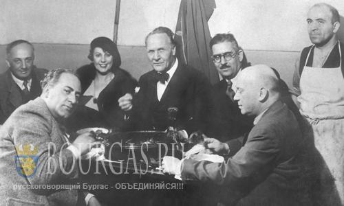 Федор Шаляпин в Софии, 1934 год