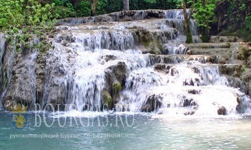 Крушунските водопады