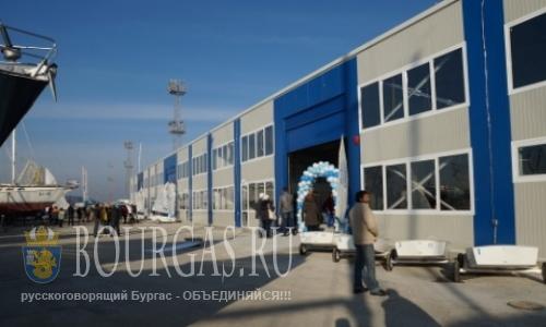 Порт Бургас - Открыты новые места для хранения яхт
