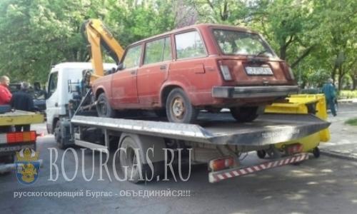 Размер эко-налога на старые авто вырастет, Европы является Болгария