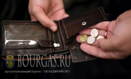 В Болгарии худшая покупательская способность в ЕС, населения Болгарии