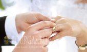 В Бургасе наблюдается свадебный бум