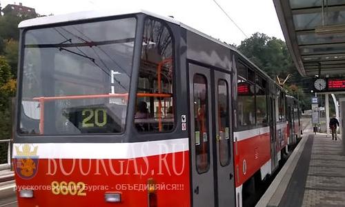 В Софию прибудут 20 б/у трамваем из Праги