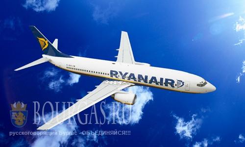 авиакомпании Ryanair