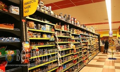 Болгария увеличит экспорт продуктов питания