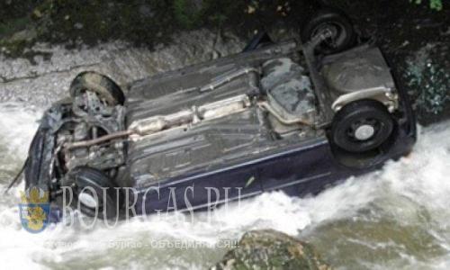Некоторые реки в Болгарии вышли из берегов