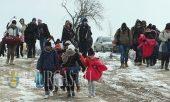Поток нелегалов в Болгарию не иссякает, беженцев в Болгарии