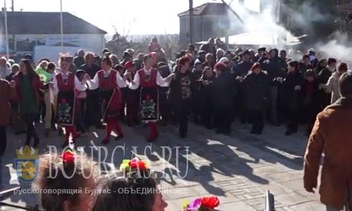 Праздник болгарской колбасы в Кошарице