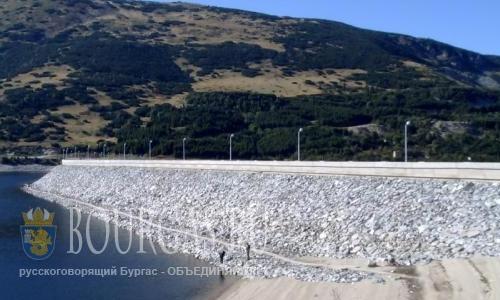 Угрозы прорыва плотин водохранилищ в Болгарии нет