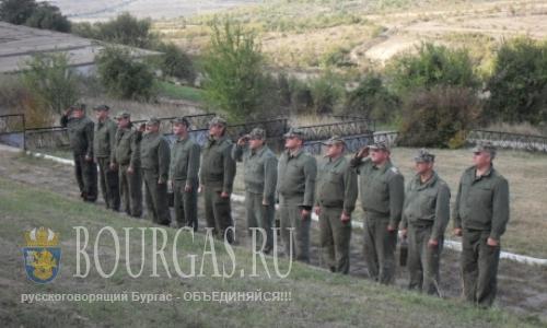 В Болгарской армии служить желающих не много