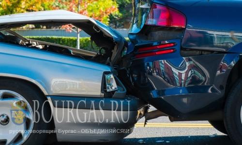 ДТП в Болгарии, болгарские ДТП, водителей в Болгарии