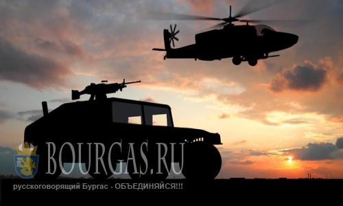 Американские военные наращивают свое присутствие в Болгарии