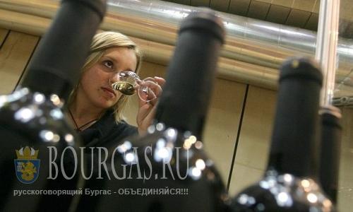 Болгария наращивает экспорт вина, болгарского вина