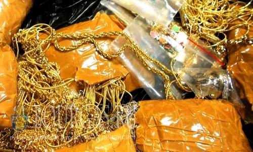 Болгарки пытались завезти в страну 1,5 кг золота