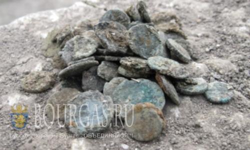 Монеты 42-х римских императоров найдены в Болгарии