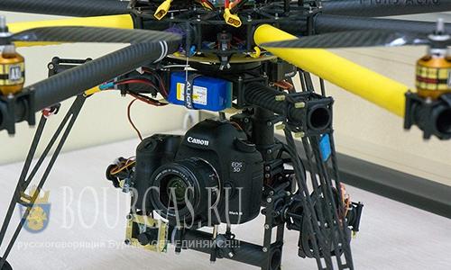 Муниципалитет Бургаса в поисках профессионального дрона