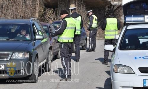 Полиция штрафует водителей без виньеток