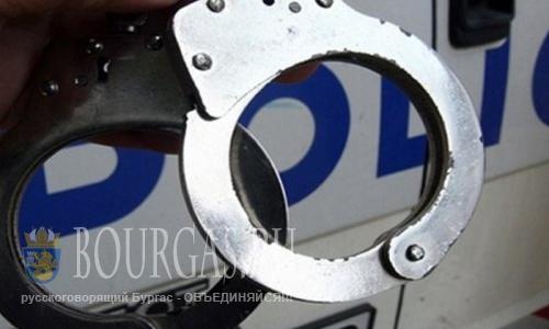 Поморие Болгария - спецоперация полиции, житель бургаса, полиция в Бургасе