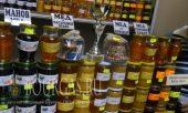 Популярность болгарского меда растет