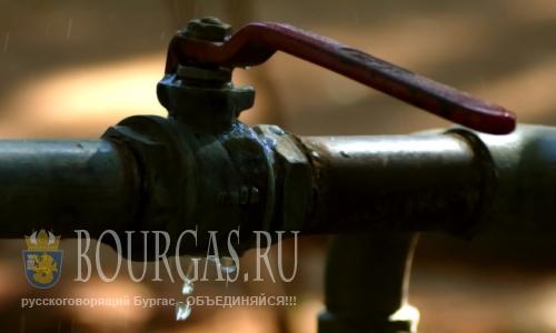 В Болгарии изношены водопроводные сети, водоснабжения в Болгарии