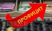 В Болгарии профицит бюджета почти 1 млрд лев