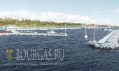 В Варне построят новый рыбный порт