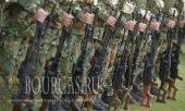 Военные Болгарии помогут в охране границ, охранников в Болгарии