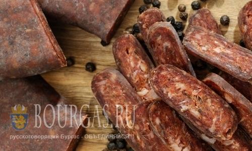 Болгарская колбаса популярна в США