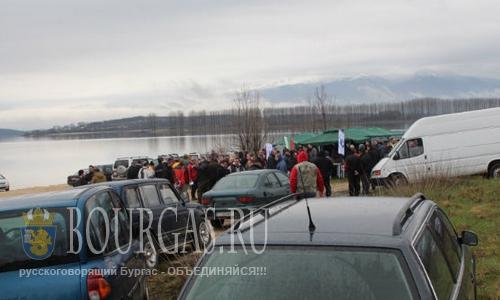 Болгарские рыбаки недовольны