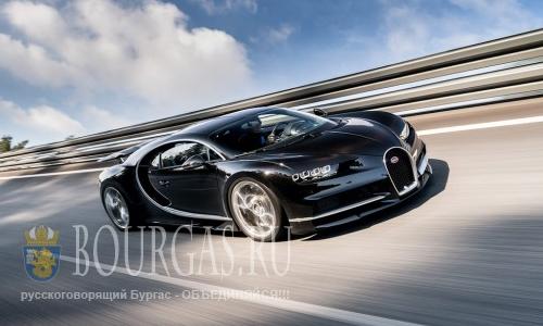 Болгары любят дорогие авто