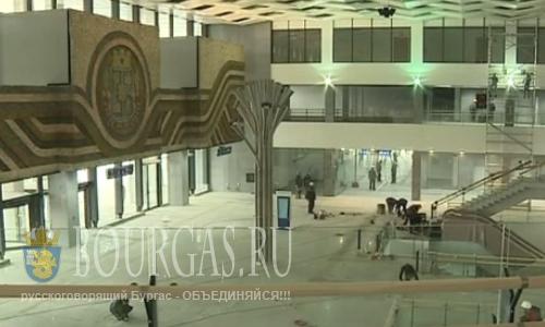Центральный железнодорожный вокзал в Софии - приобрел новый облик