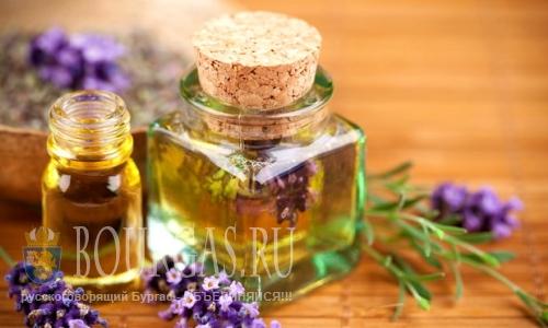 Лавандовое масло в Болгарии