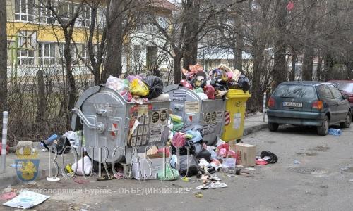 Несебр ищет главного мусорщика