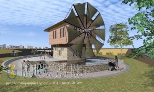 Новый туристический объект появится в Поморие