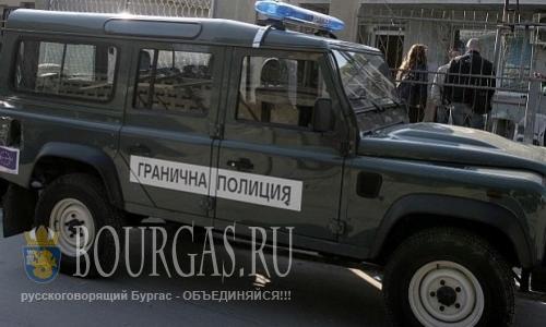 Пограничаня полиция Болгарии