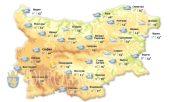 Погода Болгария - прогноз погоды на 9 марта 2016 года