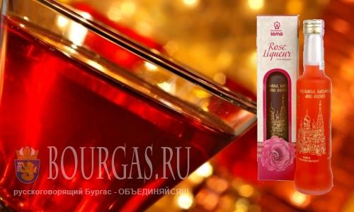 Розовая ракия и розовый ликер