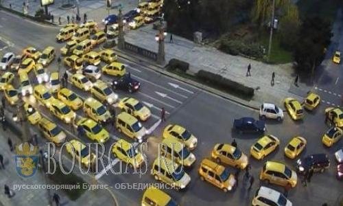 Таксисты готовят блокаду городов