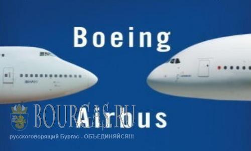 В Болгарии будут производить Airbus и Boeing?
