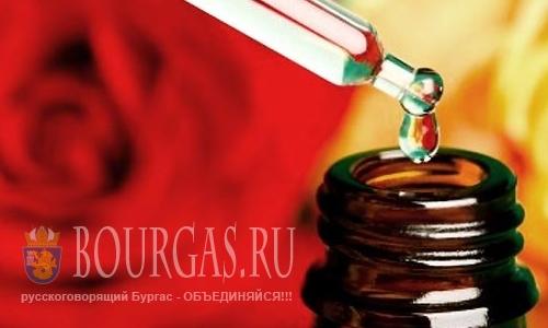 В Болгарии расширяют производство эфирных масел