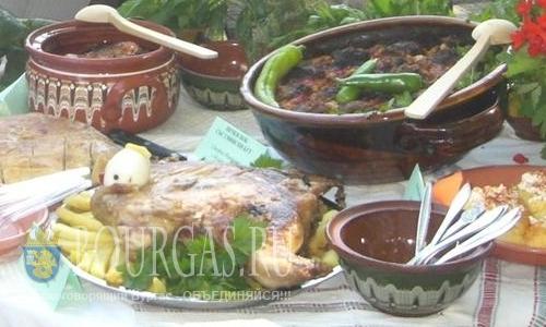 В Бургасе пройдет международный кулинарный фестиваль