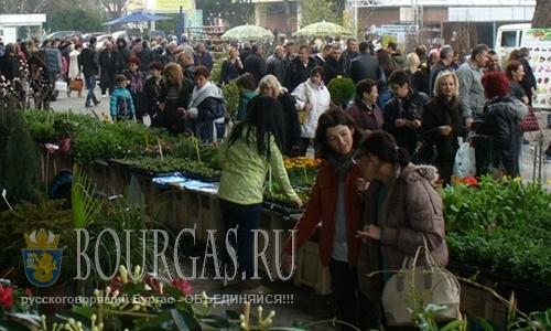 В Пловдиве пройдет выставка Цветна пролет