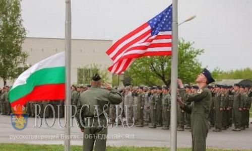 Болгаро-американские учения пройдут в Болгарии