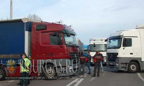Болгары готовятся блокаду греческой границы