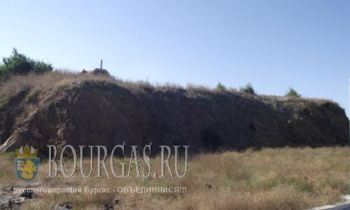 Черноморская крепость Азине - ждет исследователей